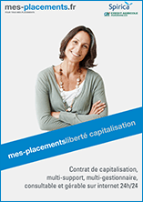 plaquette mes placements liberte capitalisation