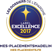 Label Excellence 2017 Madelin