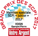 Mention Spéciale « SCPI junior »